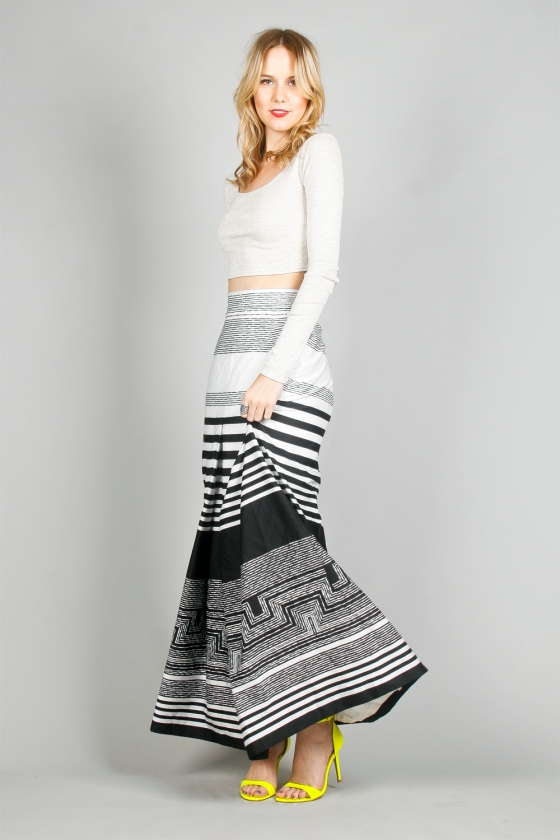 maxiskirt